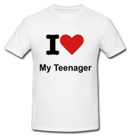 i love my teenager